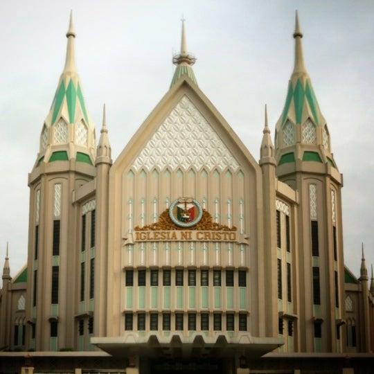 Iglesia Ni Cristo Central Temple New Era 1 Central Ave