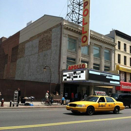 Das Foto wurde bei Apollo Theater von Hiroaki O. am 5/27/2012 aufgenommen
