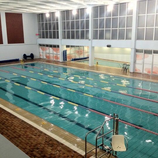 Foto diambil di Sesc Consolação oleh Matan T. pada 8/23/2012