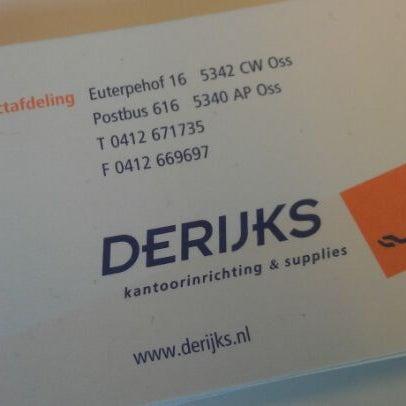 Derijks Kantoorinrichting Supplies.Photos At Derijks Kantoorinrichting Oss Noord Brabant