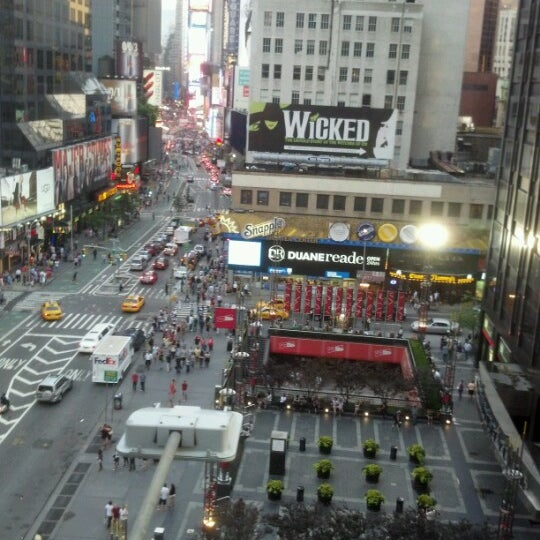 8/10/2012에 Barbara F.님이 Novotel New York Times Square에서 찍은 사진