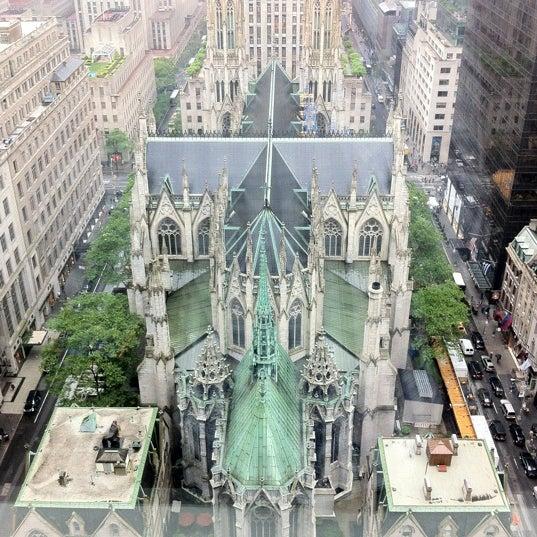 Foto scattata a Lotte New York Palace da Ivan Q. il 5/21/2012