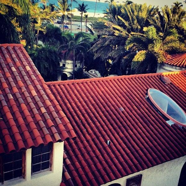 9/9/2012にPatrickがDream South Beach Hotelで撮った写真