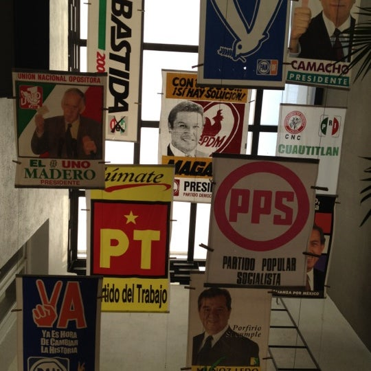 Das Foto wurde bei MODO Museo del Objeto del Objeto von Armando N. am 3/3/2012 aufgenommen