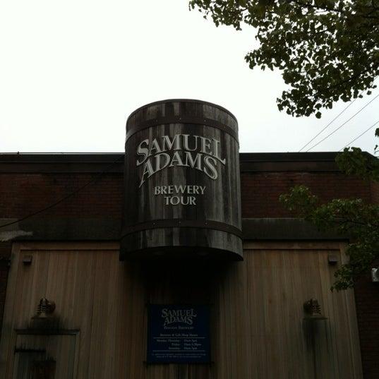 Photo prise au Samuel Adams Brewery par Matt B. le6/2/2012