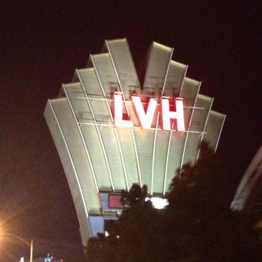 Снимок сделан в LVH - Las Vegas Hotel & Casino пользователем Ergün C. 8/21/2012