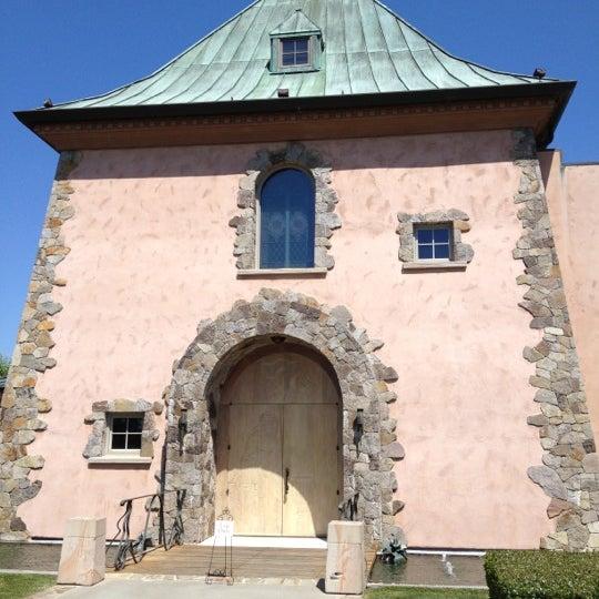 Foto scattata a Peju Province Winery da Todd F. il 5/26/2012