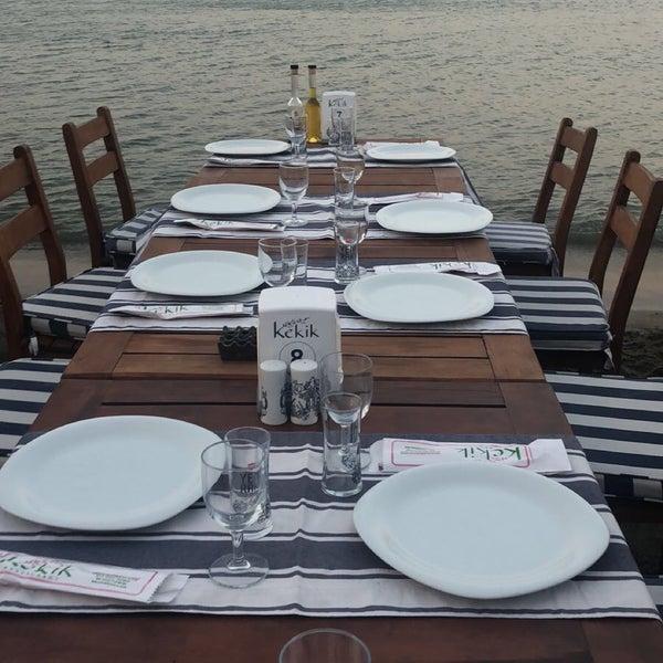 8/2/2018 tarihinde İlhan Ç.ziyaretçi tarafından Kekik Restaurant'de çekilen fotoğraf