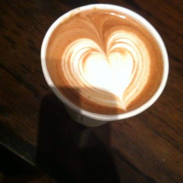1/25/2013에 Amanda L.님이 The Wormhole Coffee에서 찍은 사진