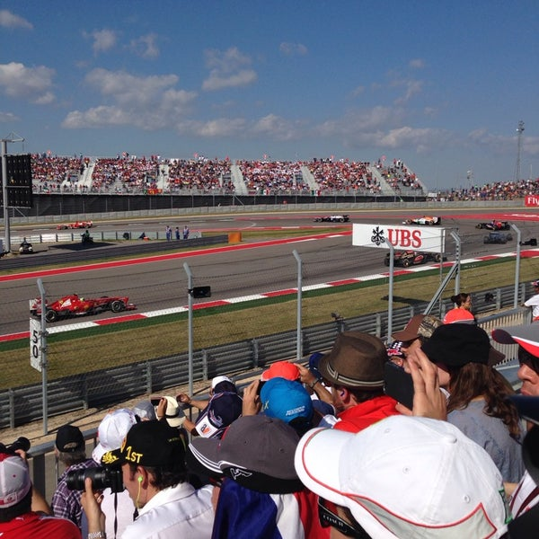 11/17/2013 tarihinde Fabio A.ziyaretçi tarafından Circuit of The Americas'de çekilen fotoğraf