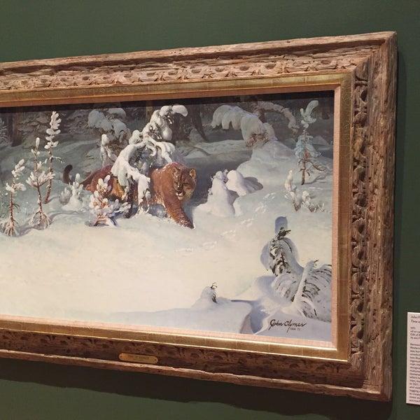 Das Foto wurde bei The Rockwell Museum von H H. am 1/10/2016 aufgenommen