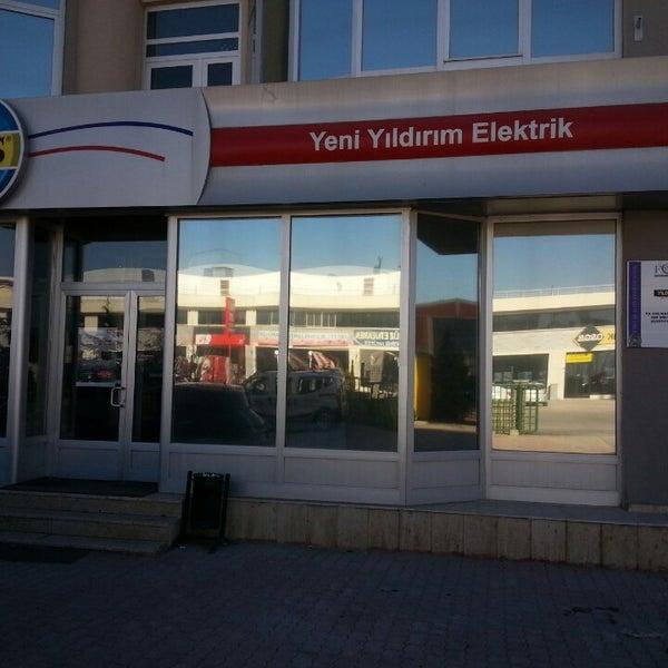 Yeni Yildirim Elektrik Electronics Store
