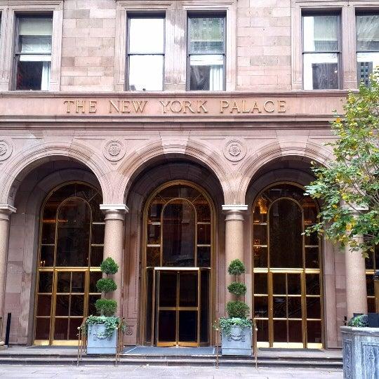 11/9/2013에 Michael L.님이 Lotte New York Palace에서 찍은 사진
