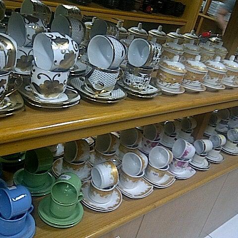 Cafe Glass - Toko Perabotan / Rumah di Surabaya