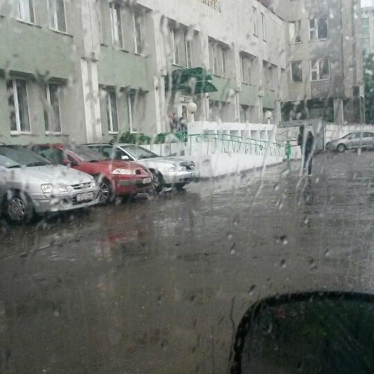 Das Foto wurde bei Научная библиотека БНТУ von Крикся К. am 6/13/2014 aufgenommen