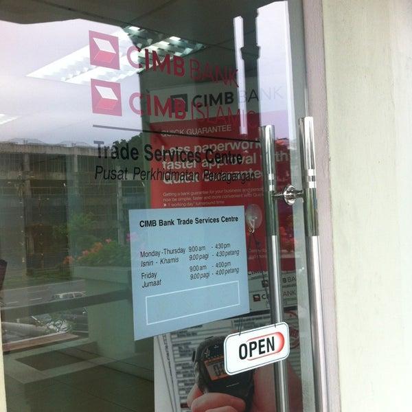 Photos at Cimb Trade Service Centre - Kota Kinabalu, Sabah