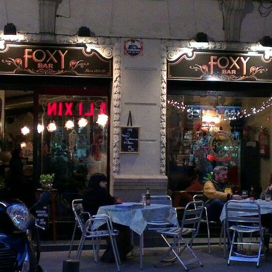 Foto tomada en Foxy Bar por Giorgio C. el 5/3/2013