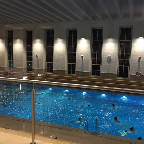 Nordbad - Pool in München