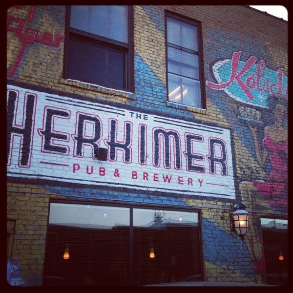 2/2/2013에 Janis B.님이 The Herkimer Pub & Brewery에서 찍은 사진