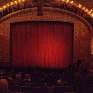 10/7/2012 tarihinde Mark I.ziyaretçi tarafından Auditorium Theatre'de çekilen fotoğraf
