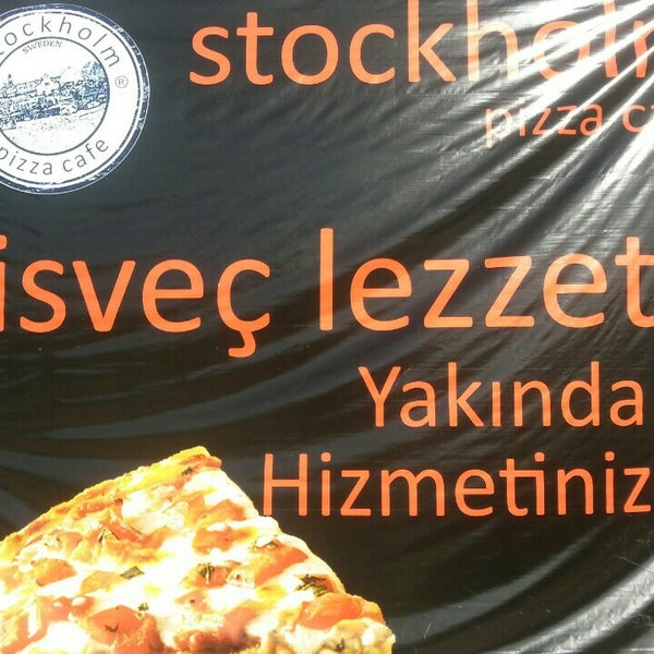 Stockholm Pizza Cafe Hurma Mahallesi 272 Sokak Konyaalti Antalya