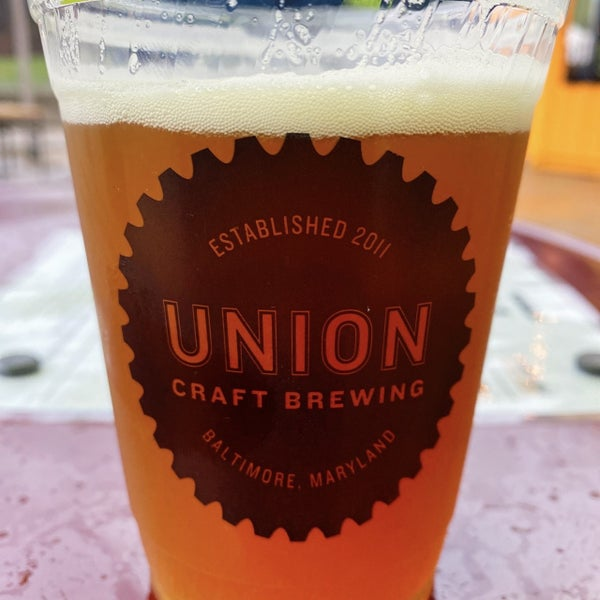 Photo taken at Union Craft Brewing by Bill S. on 12/4/2020