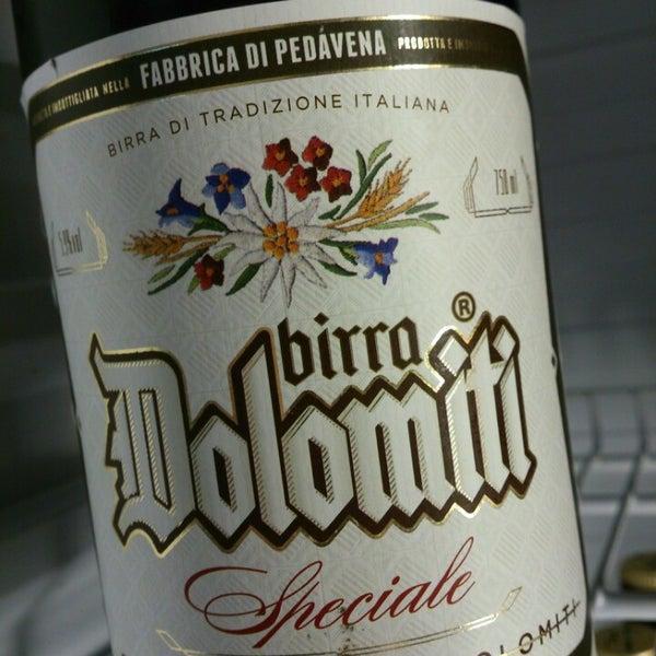 Bevi birra Dolomiti!!!!