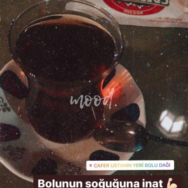 รูปภาพถ่ายที่ Cafer Usta Bolu Dağı Et Mangal โดย BUSE 🧚🏻♀️ เมื่อ 11/25/2019