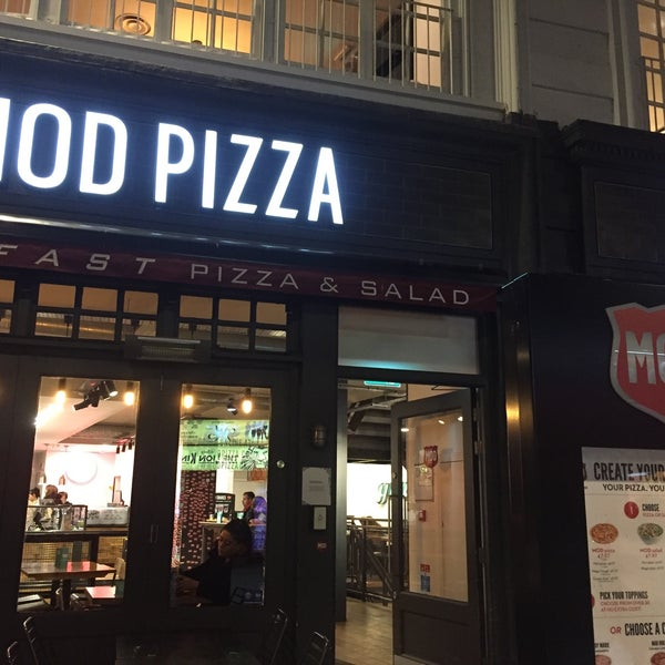 Photos At Mod Pizza Leicester Square 15 Tips