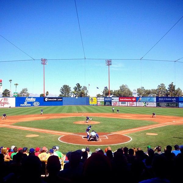 Photo prise au Cashman Field par Frank G. le3/17/2013