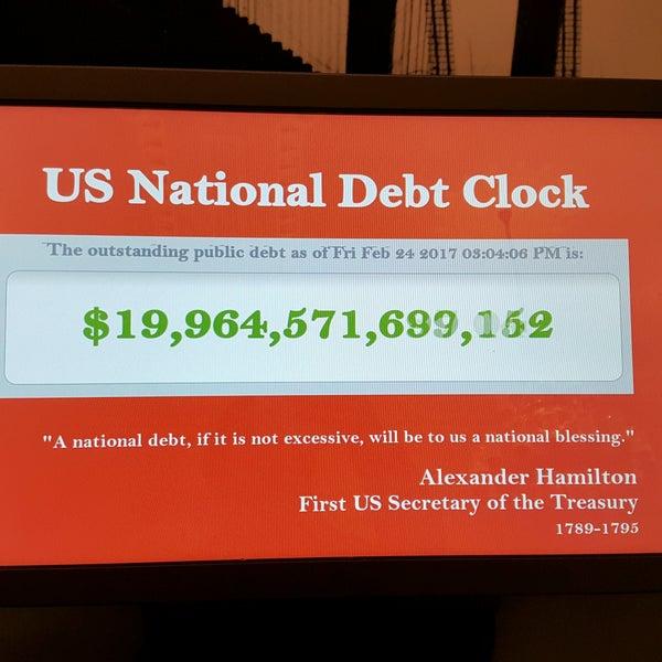 Foto tirada no(a) Museum of American Finance por Niyan em 2/24/2017