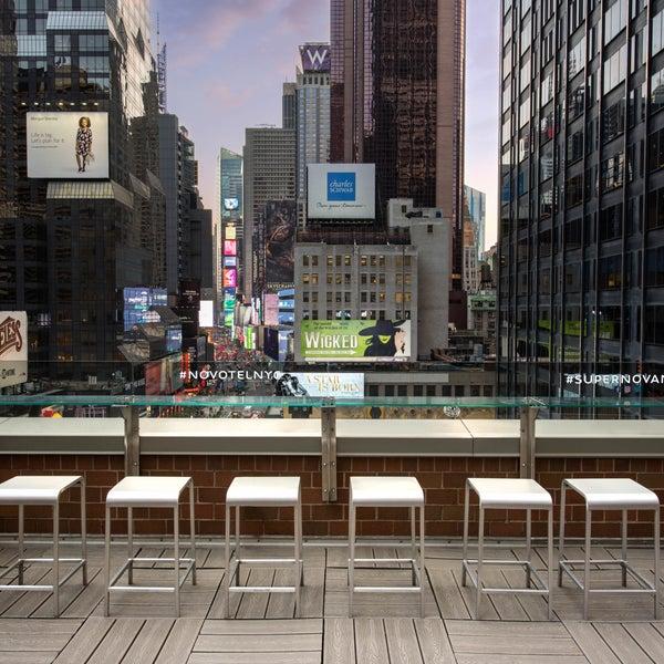 5/15/2019에 Novotel New York Times Square님이 Novotel New York Times Square에서 찍은 사진