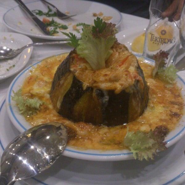 1/16/2014에 Musa R.님이 Cunda Balık Restaurant에서 찍은 사진
