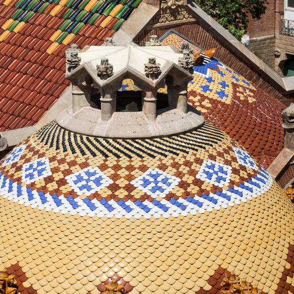 Foto tomada en Recinto Modernista de Sant Pau por Sant Pau Recinte Modernista el 12/13/2013