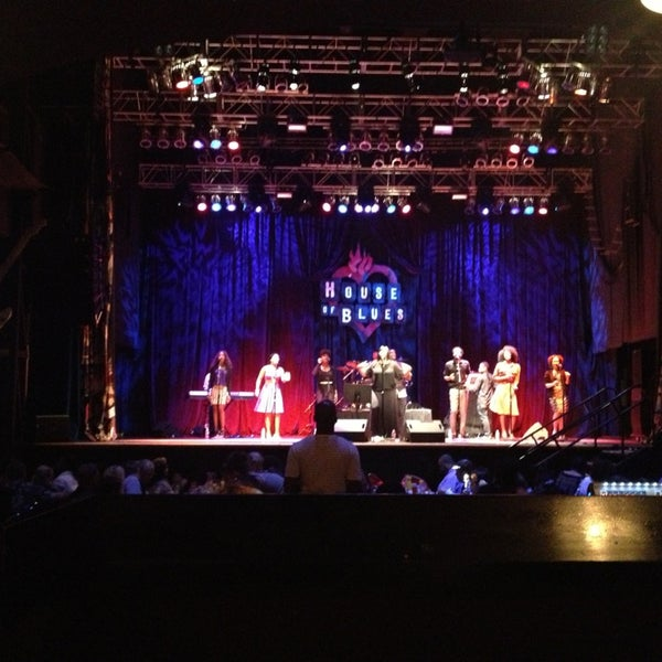 Foto scattata a House of Blues da victoria c. il 7/21/2013