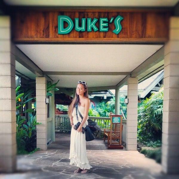 10/7/2012에 Ed W.님이 Duke's Kauai에서 찍은 사진