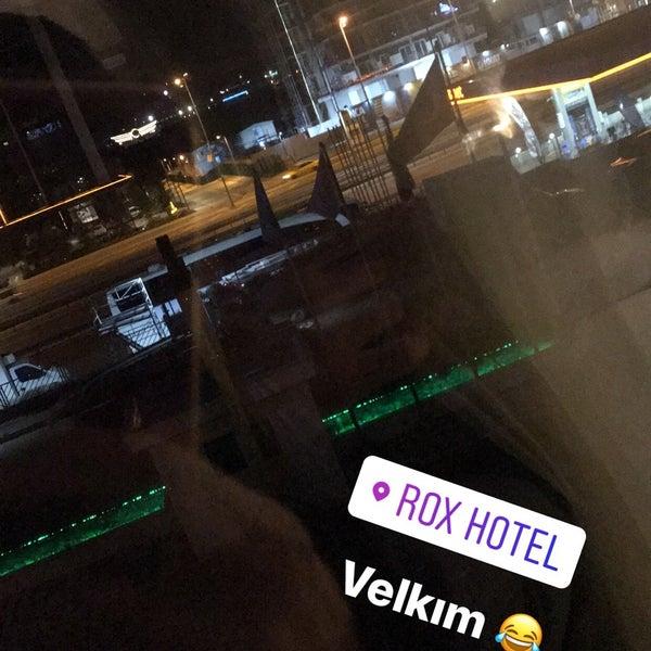 12/1/2017 tarihinde Emrecan B.ziyaretçi tarafından Rox Hotel'de çekilen fotoğraf