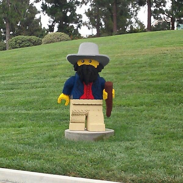 Foto tirada no(a) Legoland California por María T. em 7/6/2013