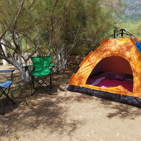 7/29/2019 tarihinde GAMZE Y.ziyaretçi tarafından Azmakbasi Camping'de çekilen fotoğraf