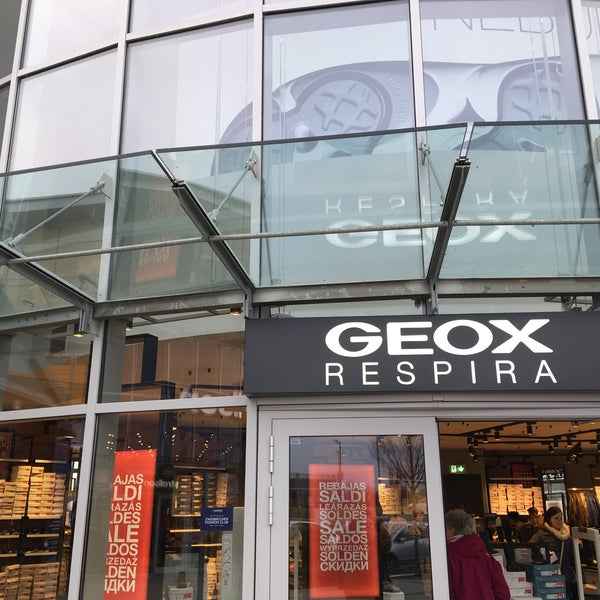 Geox Factory Outlet in Zweibrücken