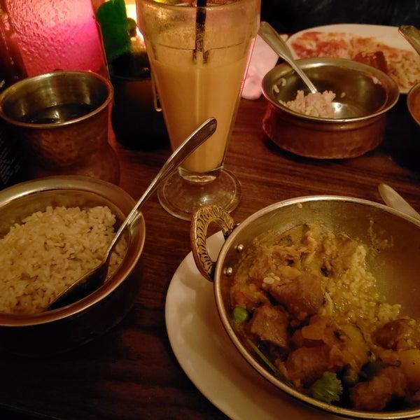 10/21/2018에 Beverly Z.님이 Annapurna Cafe에서 찍은 사진