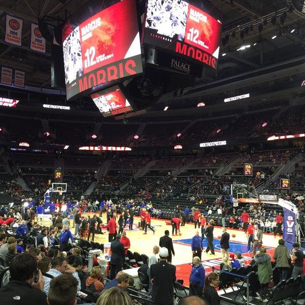 Detroit Pistons & Miami Heat