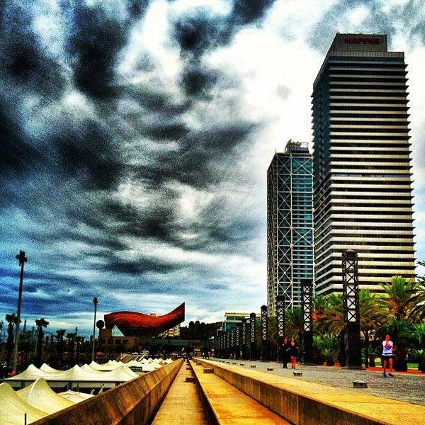 9/27/2012にOriolがPort Olímpicで撮った写真