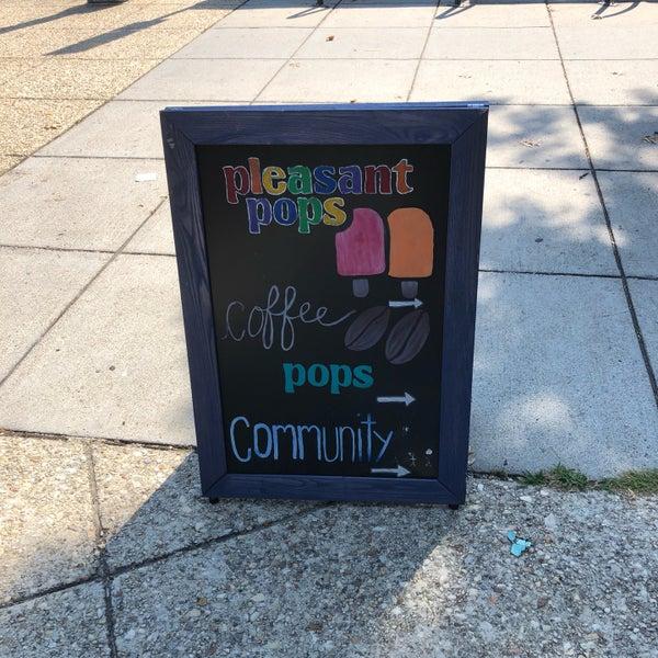 9/12/2019 tarihinde Kaitlin T.ziyaretçi tarafından Pleasant Pops Farmhouse Market & Cafe'de çekilen fotoğraf