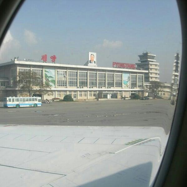 Photos At Pyongyang Sunan International Airport Fnj 평양순안