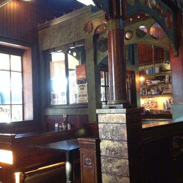 Foto scattata a Deluxe Station Diner da Chris S. il 9/29/2013