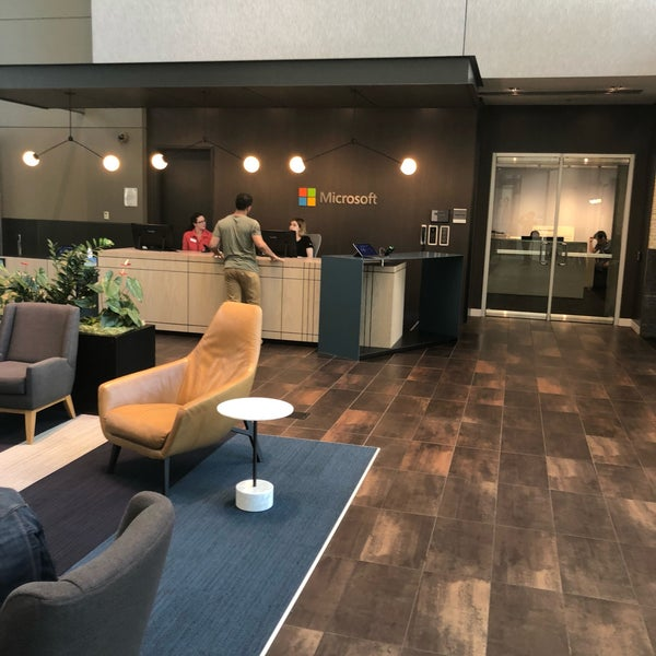 Microsoft Seattle Office: Microsoft Studio D