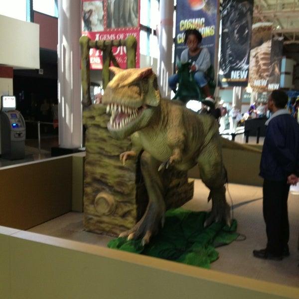 Foto scattata a Houston Museum of Natural Science da Michael N. il 3/17/2013