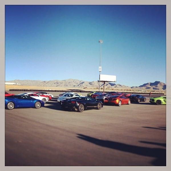 Снимок сделан в Exotics Racing пользователем Exotics R. 2/1/2013