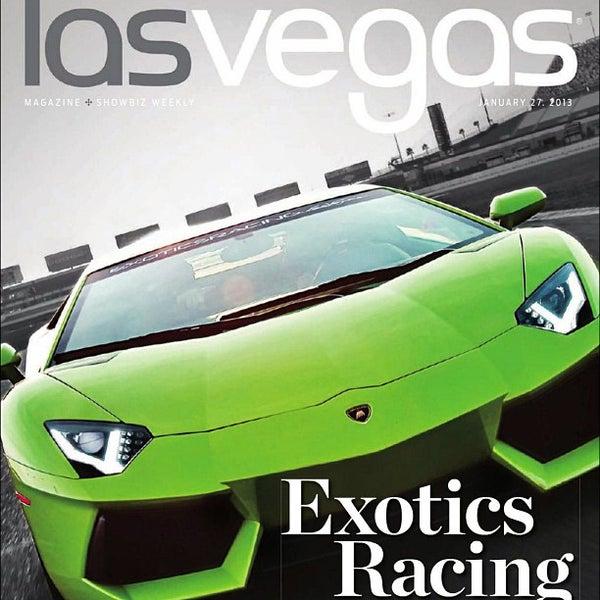 Снимок сделан в Exotics Racing пользователем Exotics R. 1/28/2013